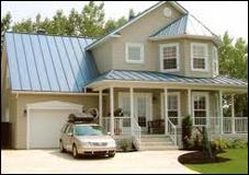 sub division metal roof